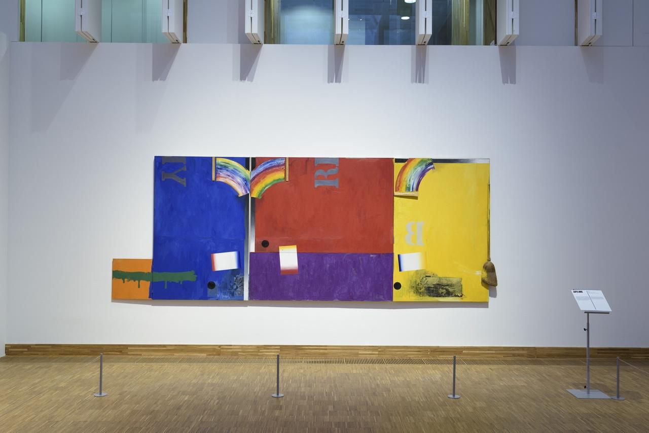 Jasper Johns, Untitled, 1964