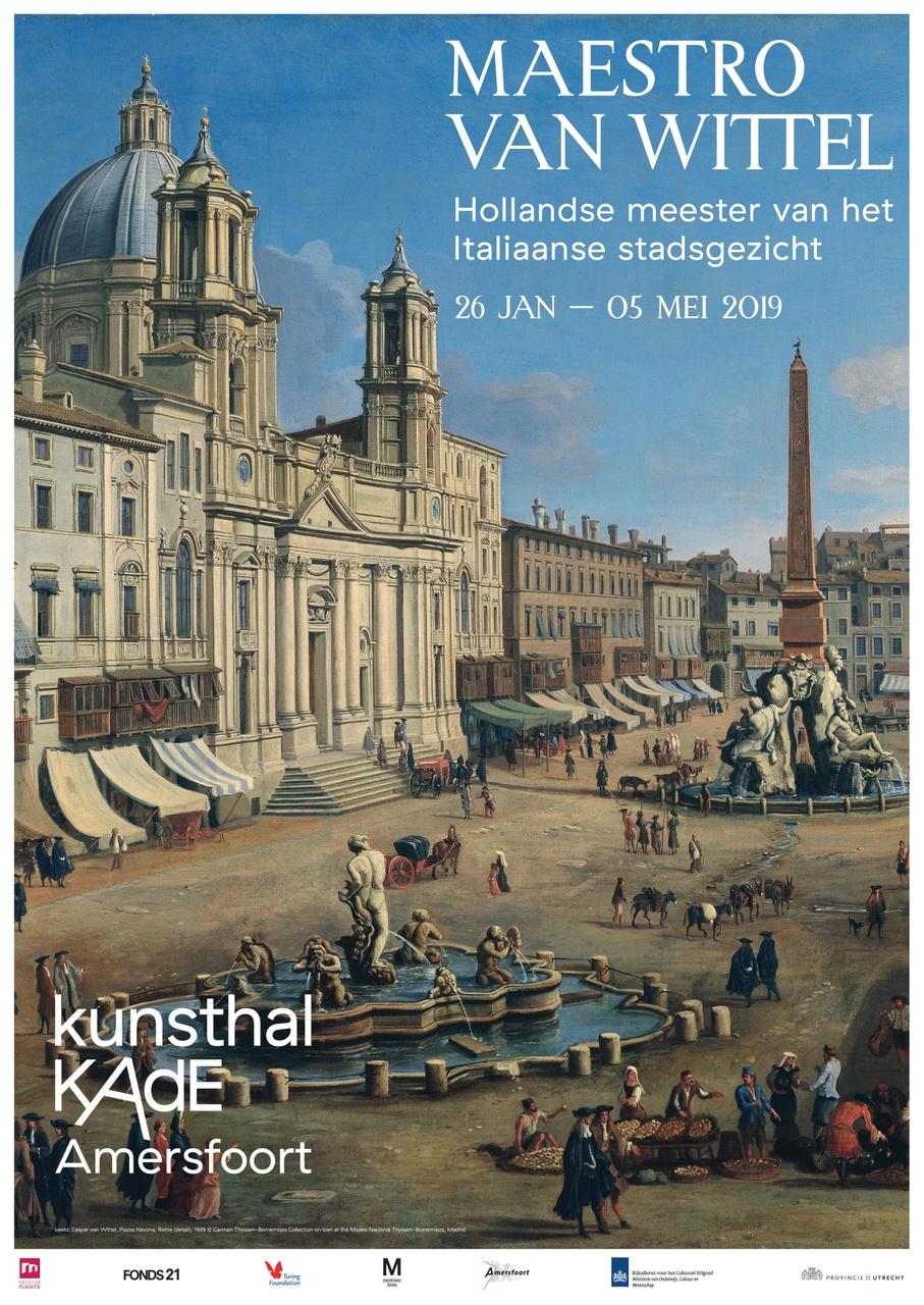 Poster Maestro van Wittel