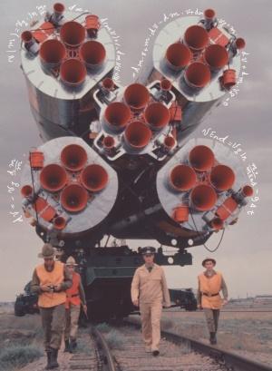 1. Lena Lapschina, Bring Me To The Stars (Rocket science), 2019.jpg