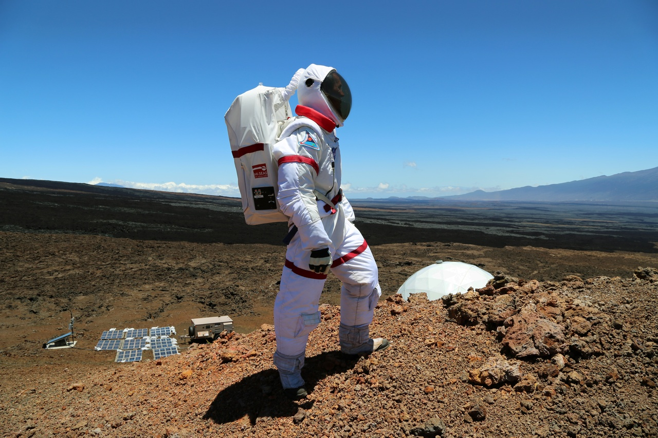 One Way Ticket to Mars