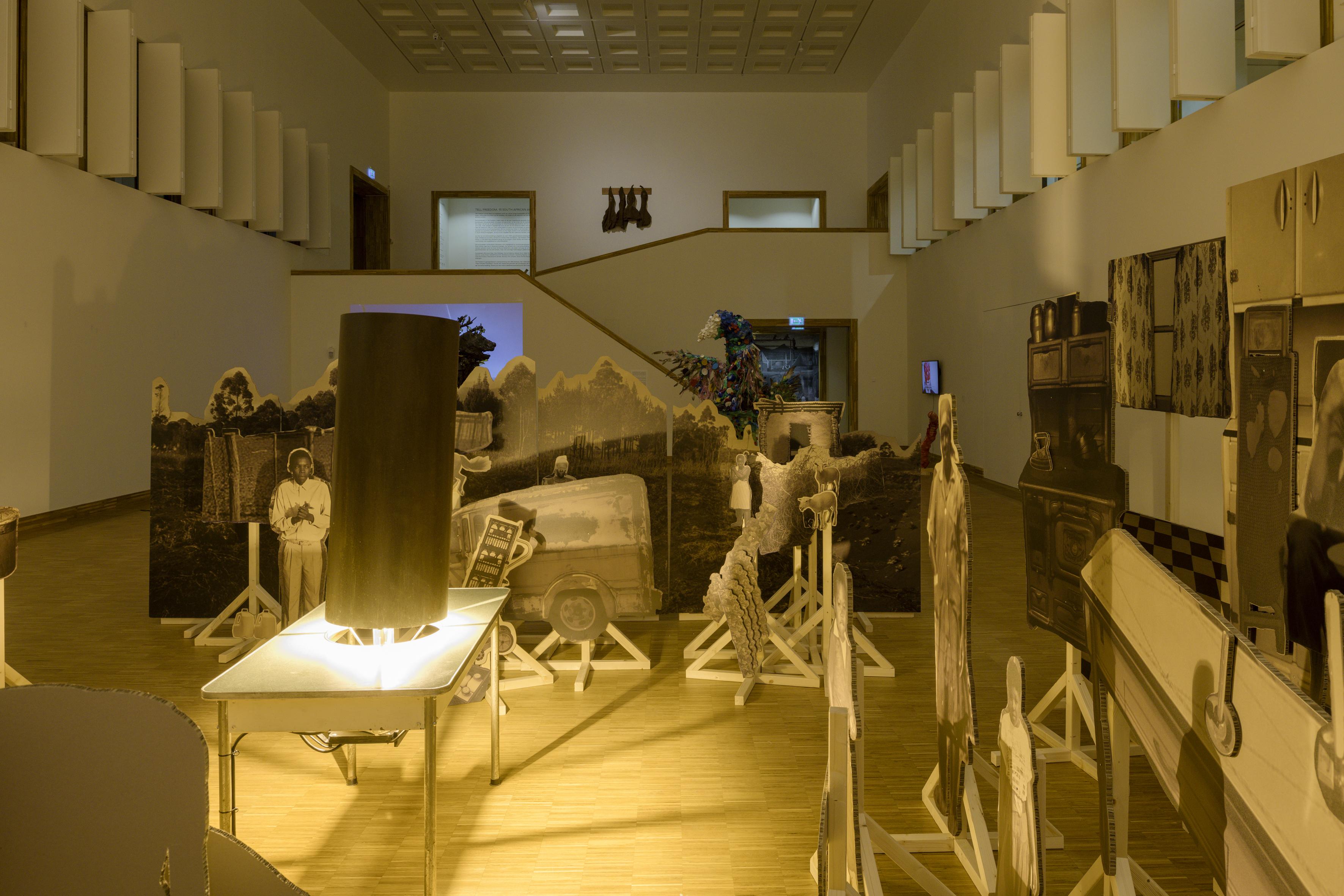 Lebohang Kganye, installation, Photo Peter Cox (2).jpg