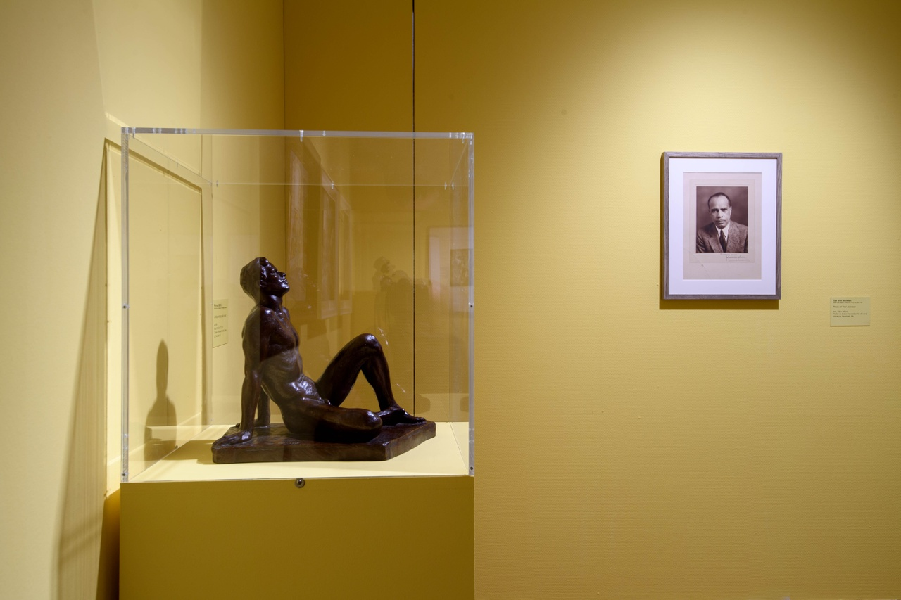 Harlem Renaissance met Richmond Barthé en Carl van Vechten. Photo Mike Bink.jpg