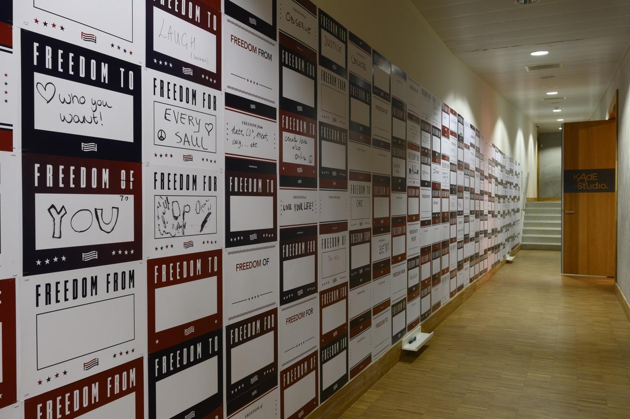 KAdEStudio hallway. Photo Peter Cox for Kunsthal KAdE.jpg