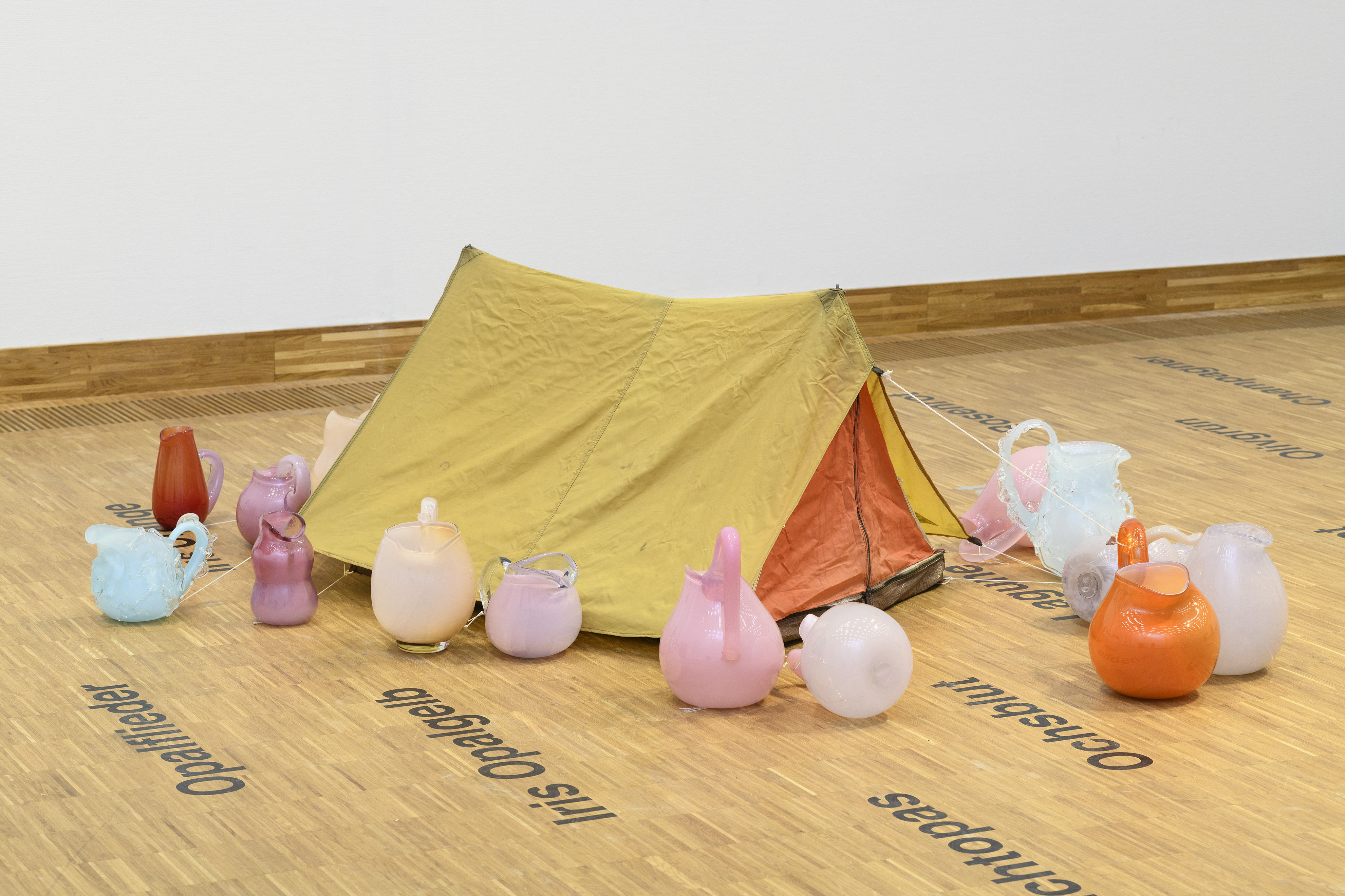 Maria Roosen, Tent, 1998