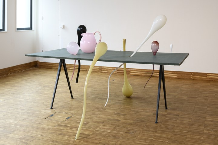 Maria Roosen,Tafel,1998-2017