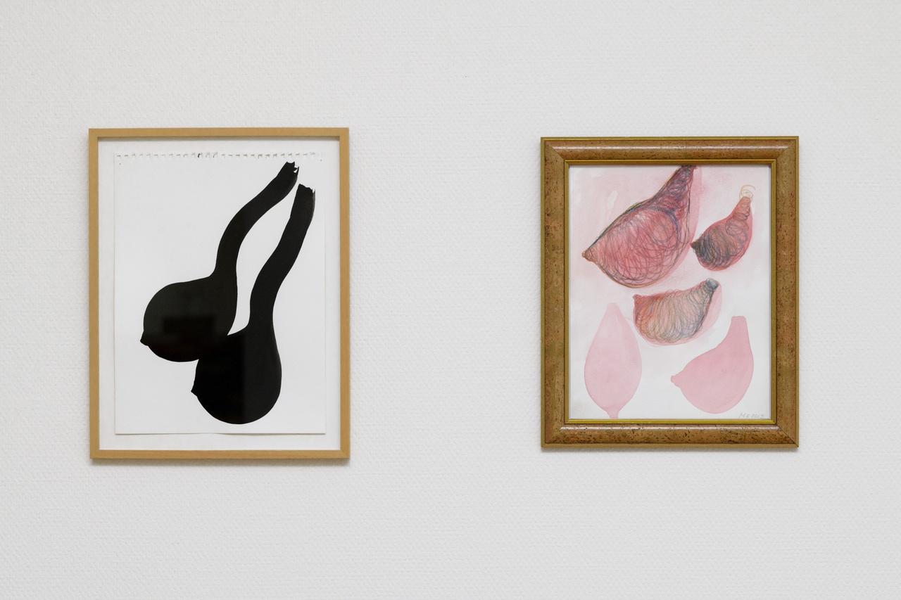 Maria Roosen, Zwarte Borsten, Studie Inside Out, 2017