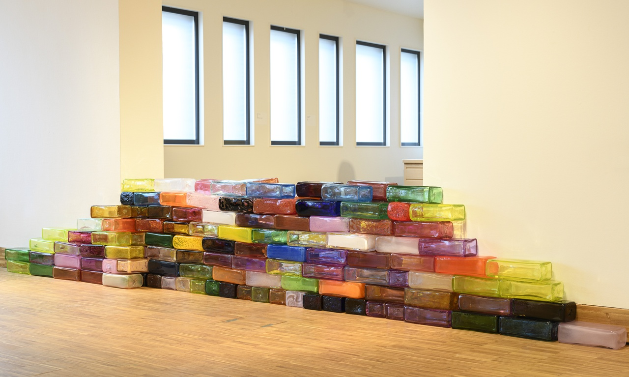 Maria Roosen, Muur / Wall, 2017