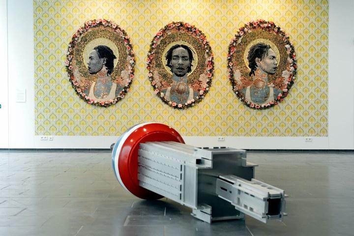 Who More Sci-Fi Than Us, hedendaagse kunst uit de Cariben