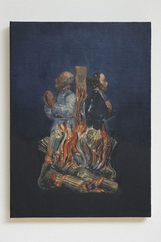 Mathew Weir, Martyrs, 2006