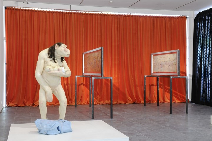Patricia Piccinini, Big Mother, 2005