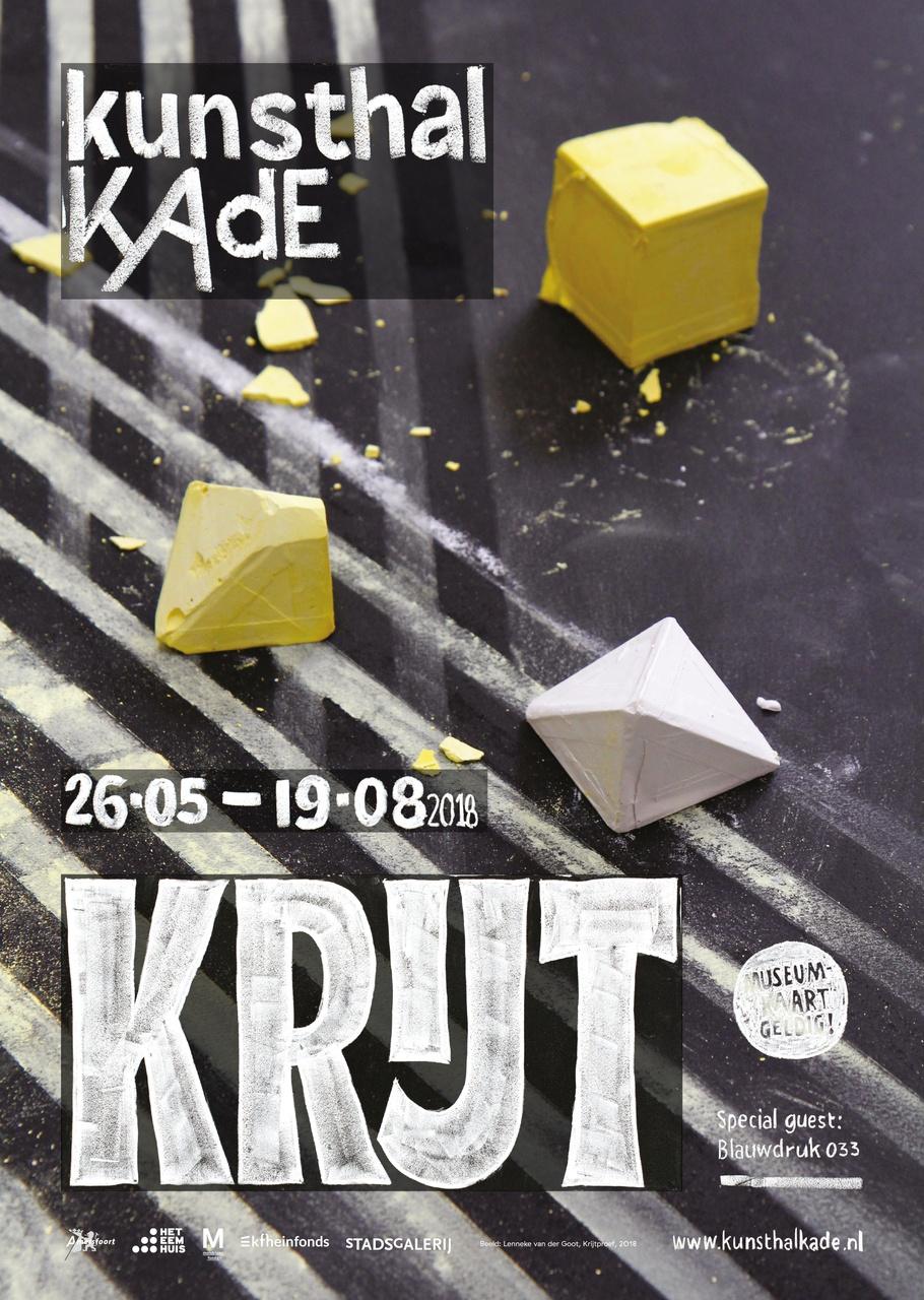 KRIJT-Affiche Lenneke van der Goot