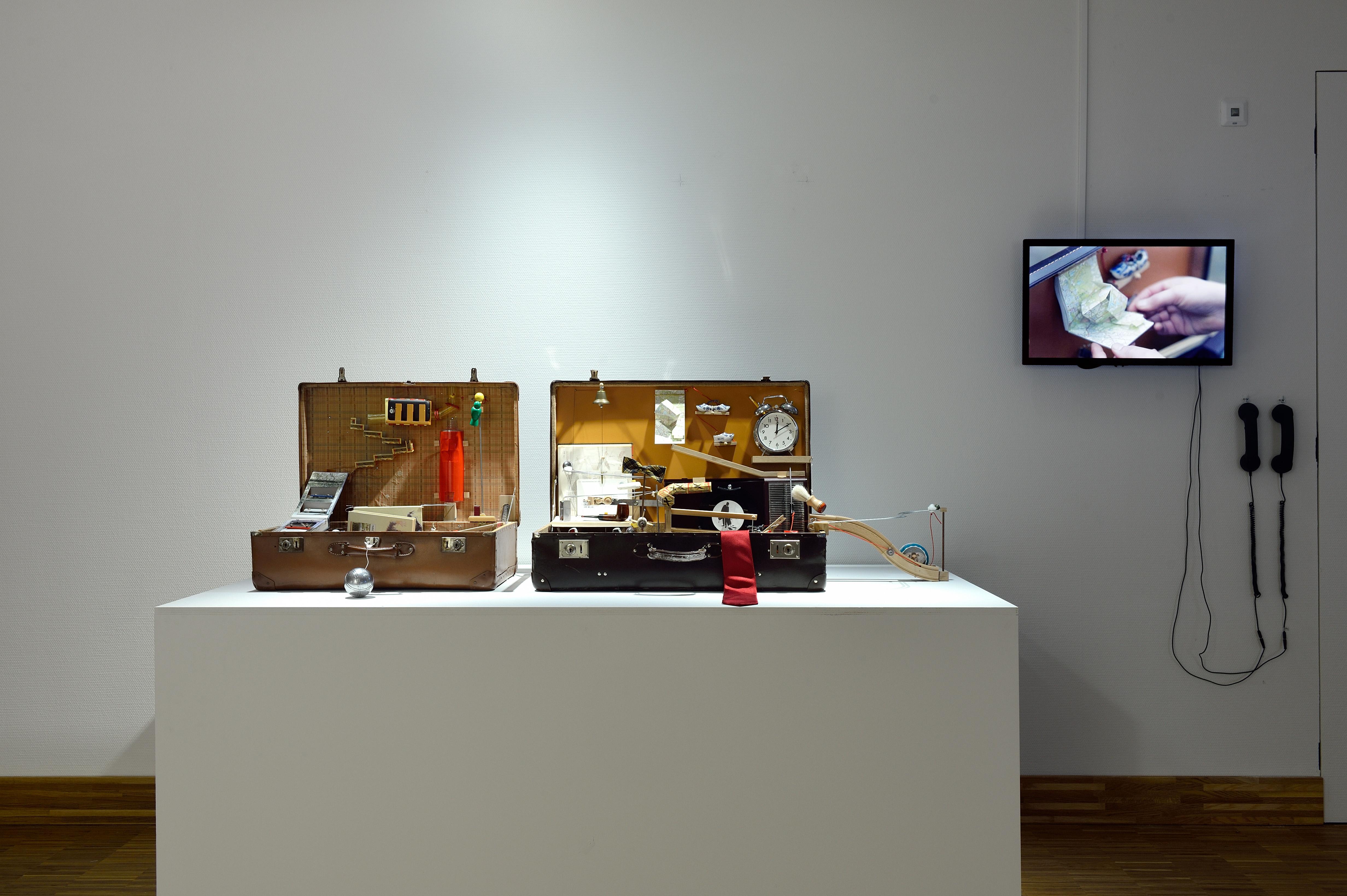 HeyHeydeHaas, Melvin the Mini Machine, 2012
