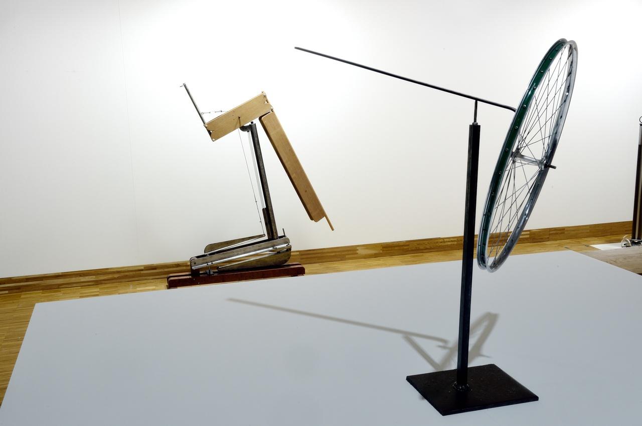 Gerrit van Bakel, Pausje en Correctie voor Marcel Duchamp