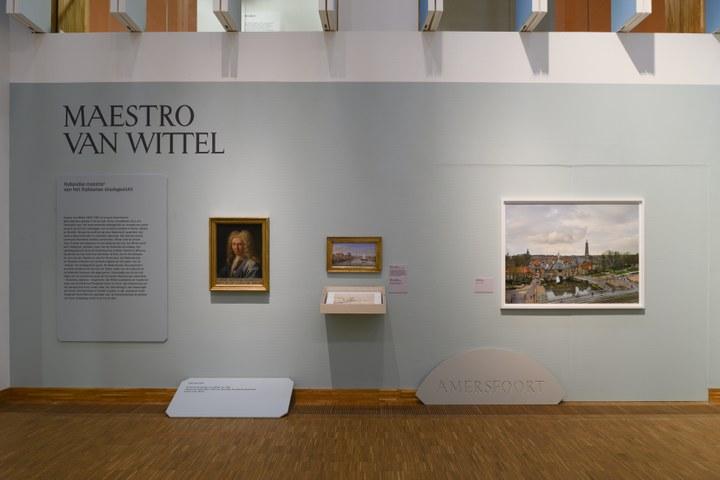 Zaaloverzicht Maestro van Wittel en Hans Wilschut