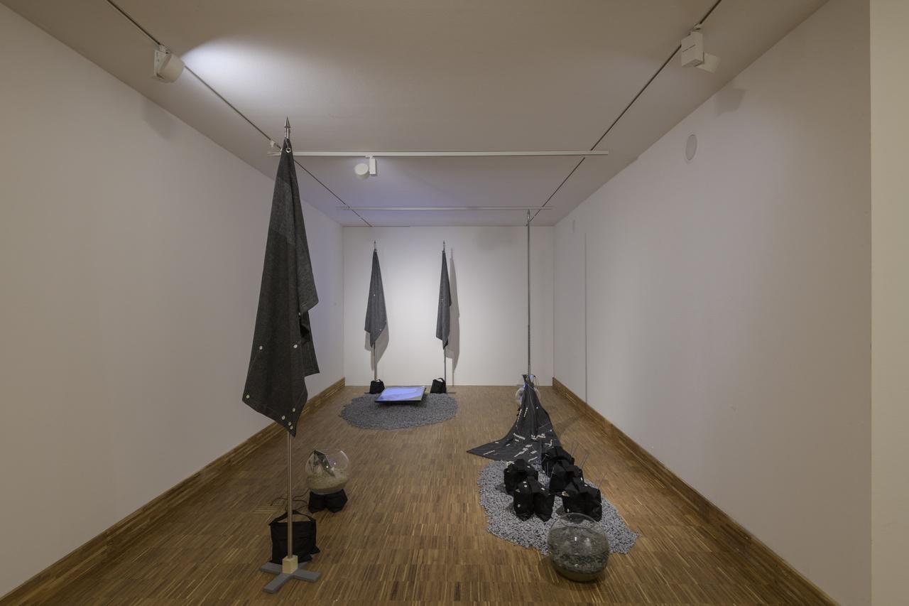 Nolan Oswald Dennis, Azania House (resurrection room), 2018