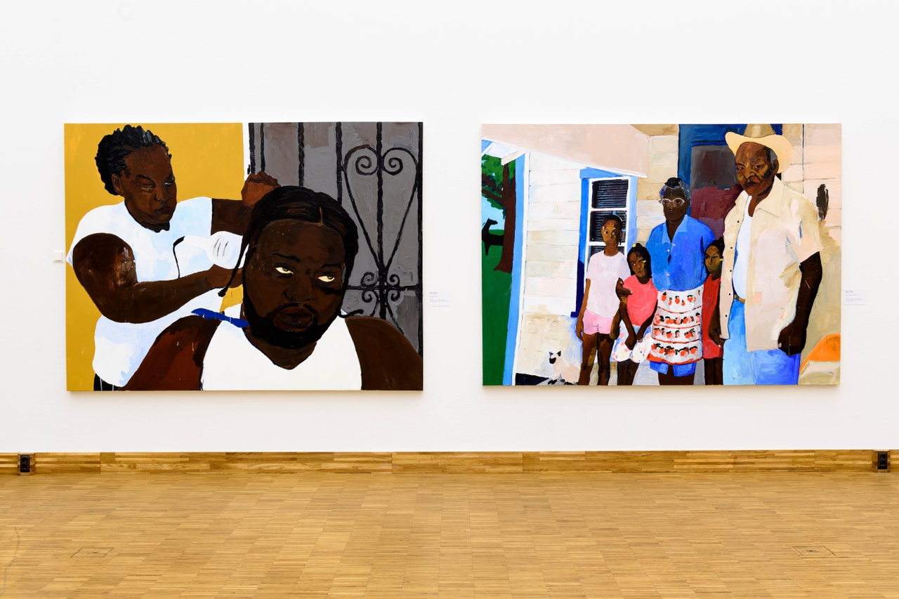 Tell Me Your Story, Kunsthal KAdE 2020. Henry Taylor. Photo Mike Bink.jpg