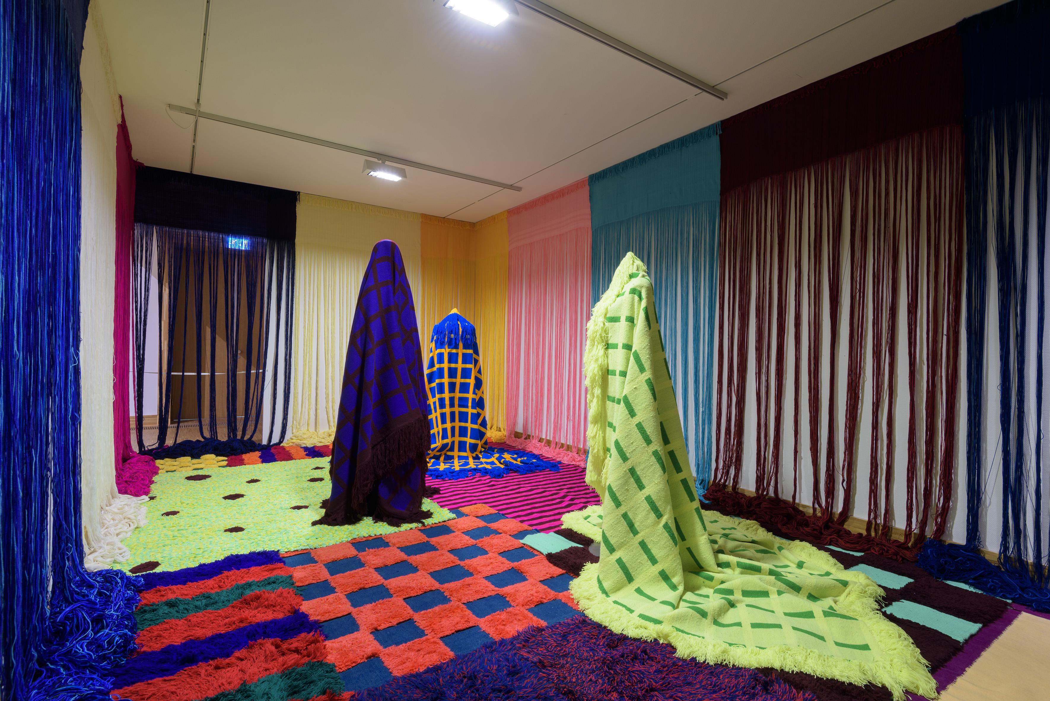 Fransje Killaars, Colours first, 2017