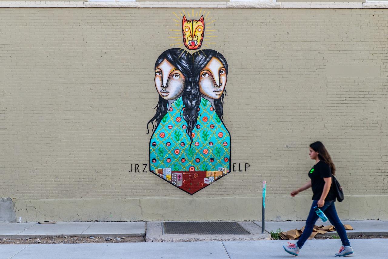 LxsDos - Sister Cities, Juarez El Paso