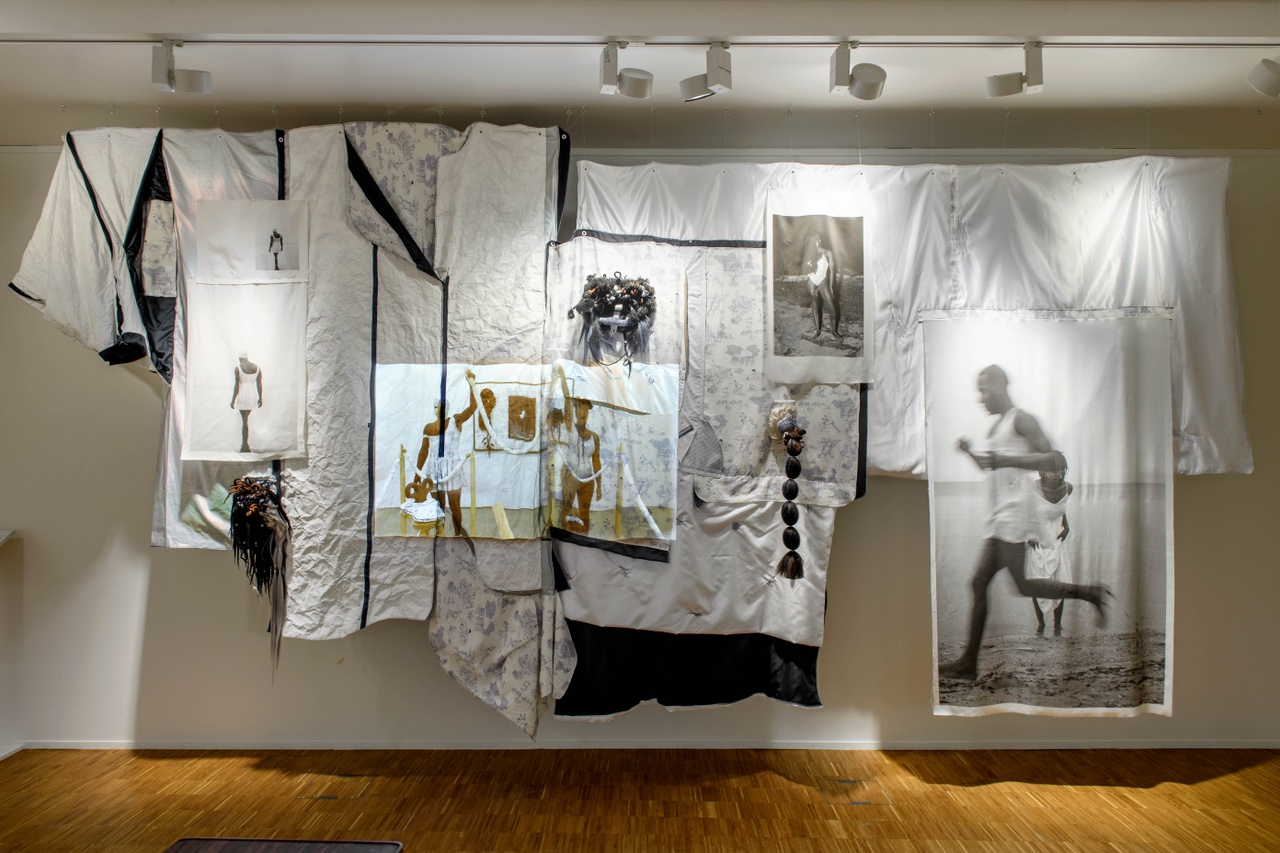 Derrick Woods-Morrow, A Process of eating from both ends, 2020. Photo Mike Bink for Kunsthal KAdE.jpg