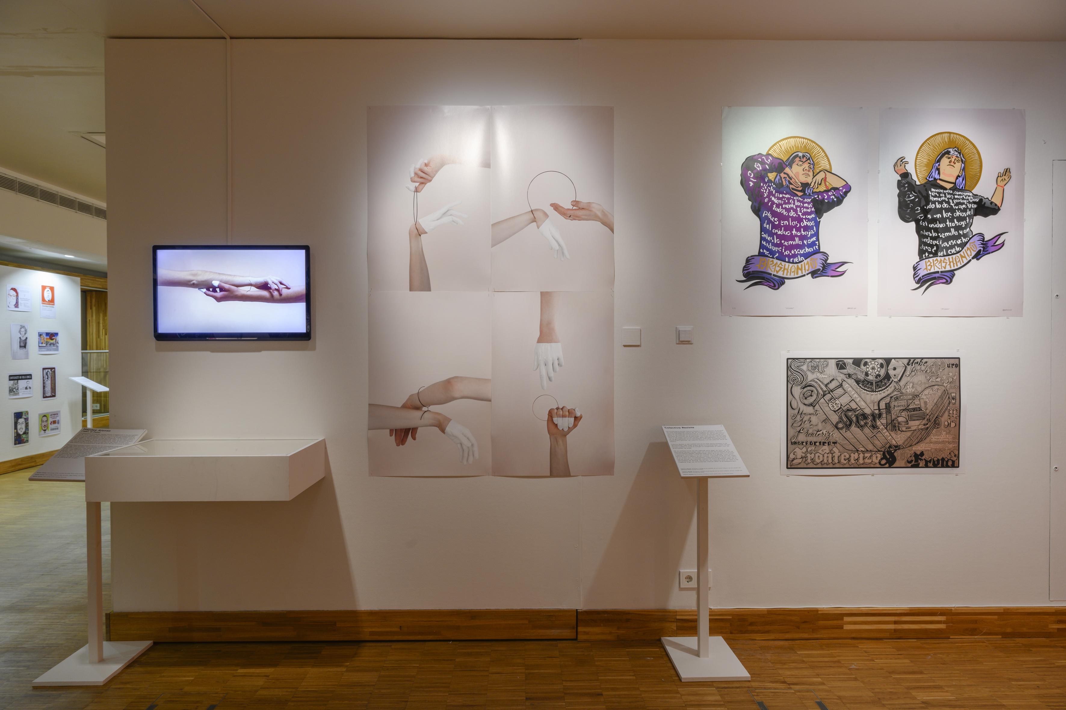 Haydee Alonso & Colectivo Rezizte. Photo Peter Cox for Kunsthal KAdE.jpg