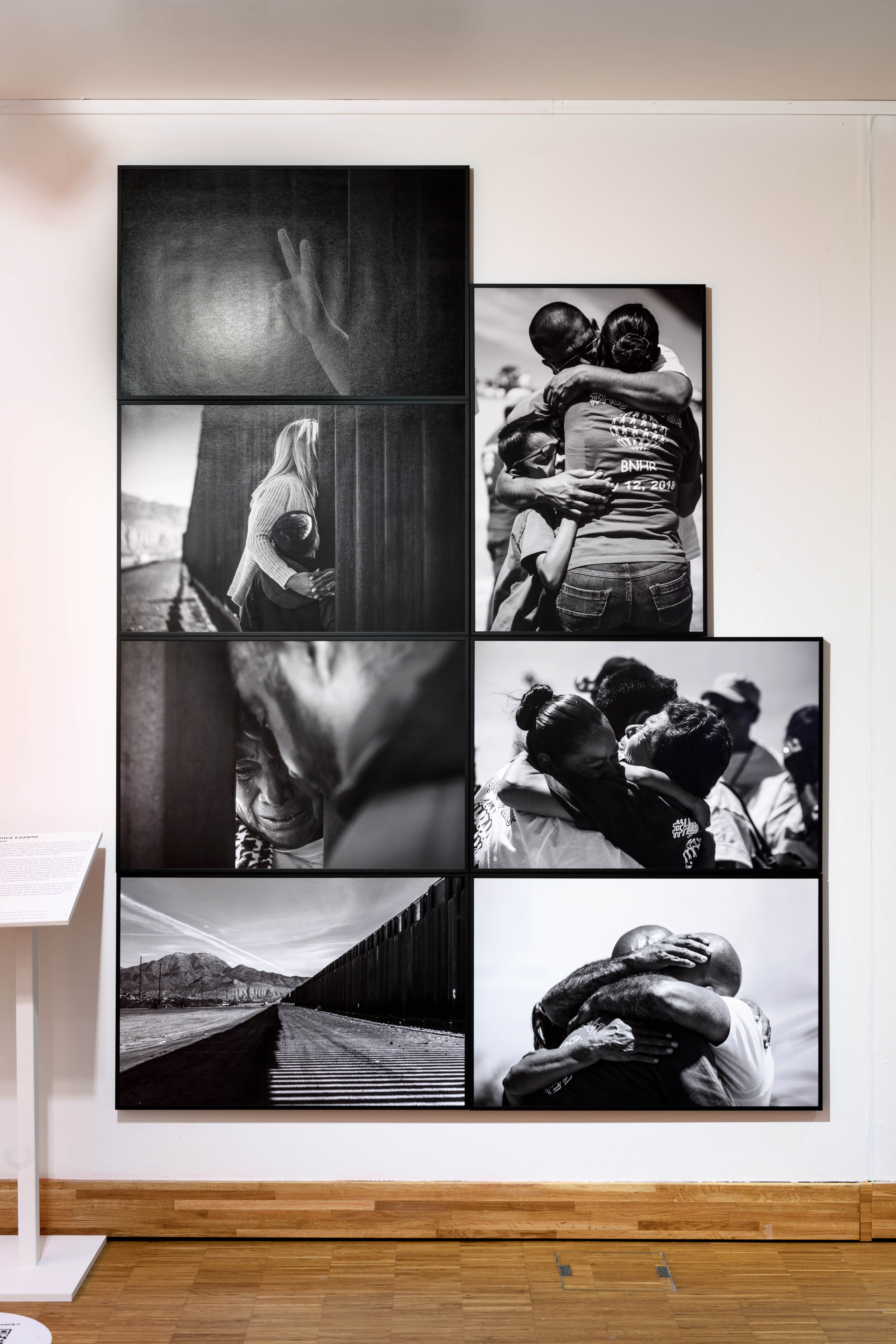 Monica Lozano, Hugs not Walls, 2018, Photo Mike Bink for Kunsthal KAdE.jpg