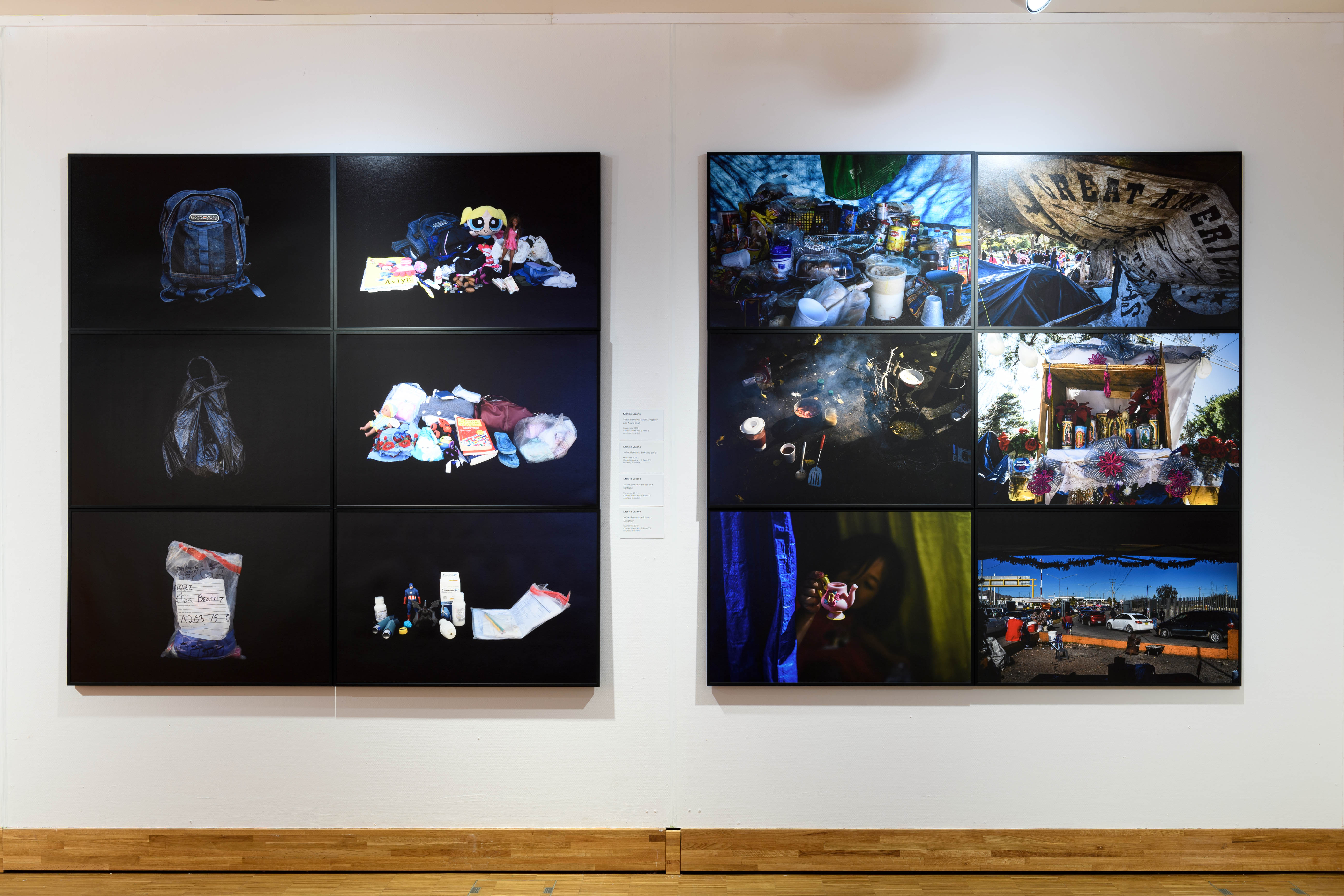 Monica Lozano, What Remains, 2019 & The Camps, 2019-2020. Photo Mike Bink for Kunsthal KAdE.jpg