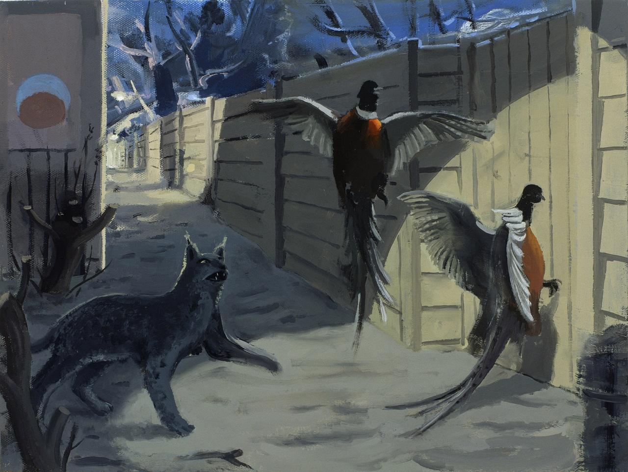 Tilo Baumgärtel, o.T., 2007, 30x40cm, Öl auf Leinwand.jpg
