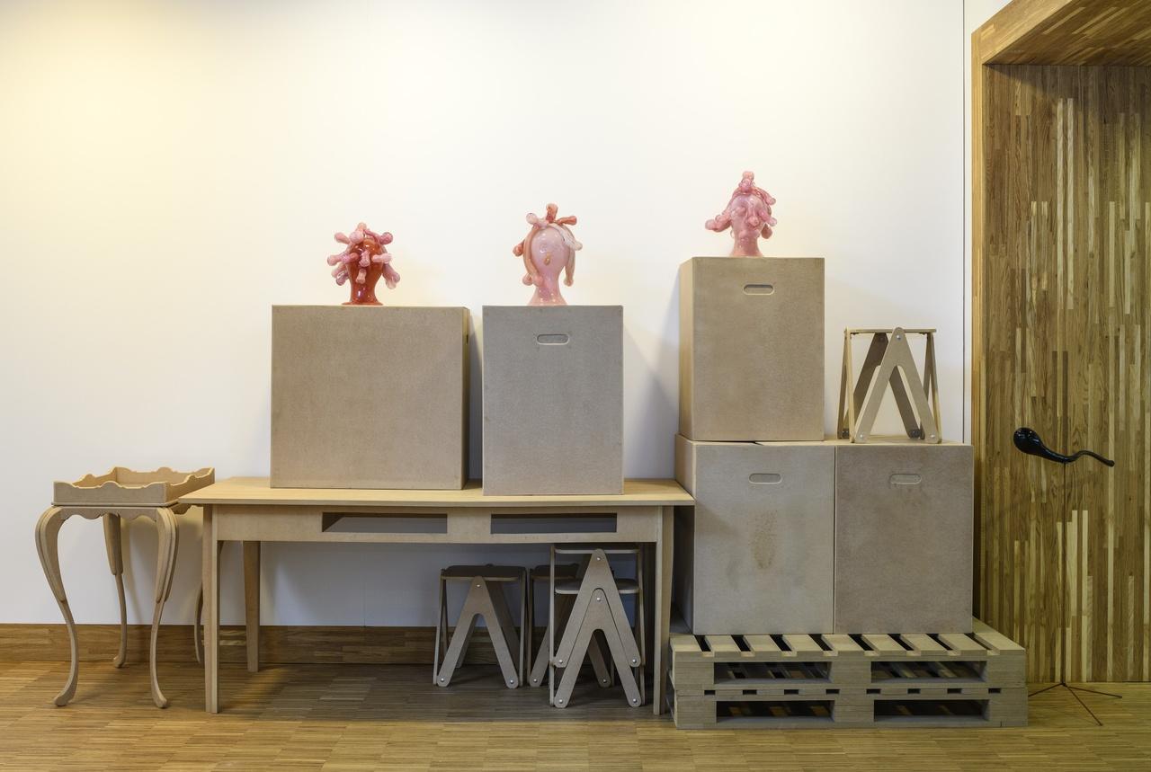 Maria Roosen, Installation, 2014