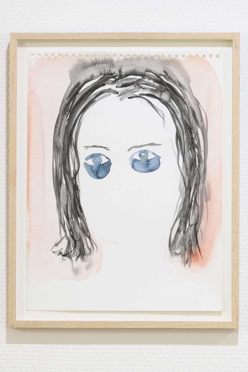 Maria Roosen, Zelfportret,1994