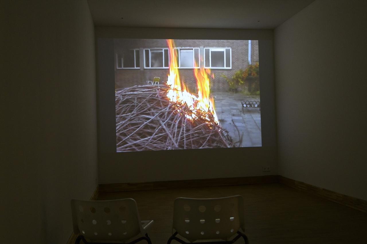 Maria Roosen, Vuur. Het einde van een Doornenbol