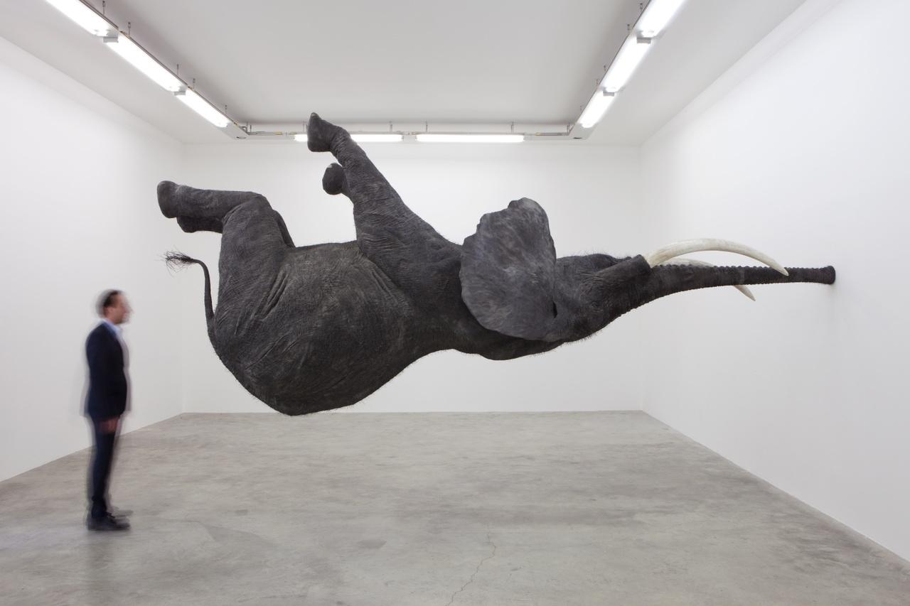 Daniel Firman, 'Nasutamanus', 2012, Courtesy of Perrotin, Foto Guillaume Ziccarelli.jpg
