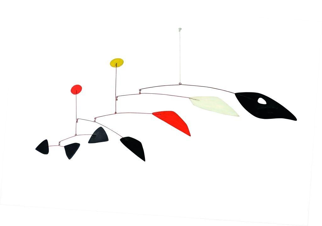 Alexander Calder, Zonder titel, 1967, particuliere collectie
