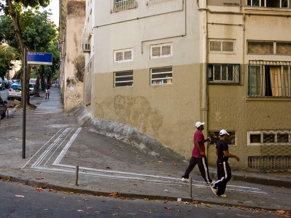 Bart Lodewijks, Rio de Janeiro Drawing, 2010 - 2011.jpg