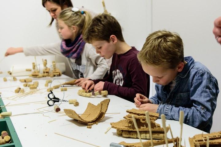 Kinderworkshop Kijkdoos van de toekomst