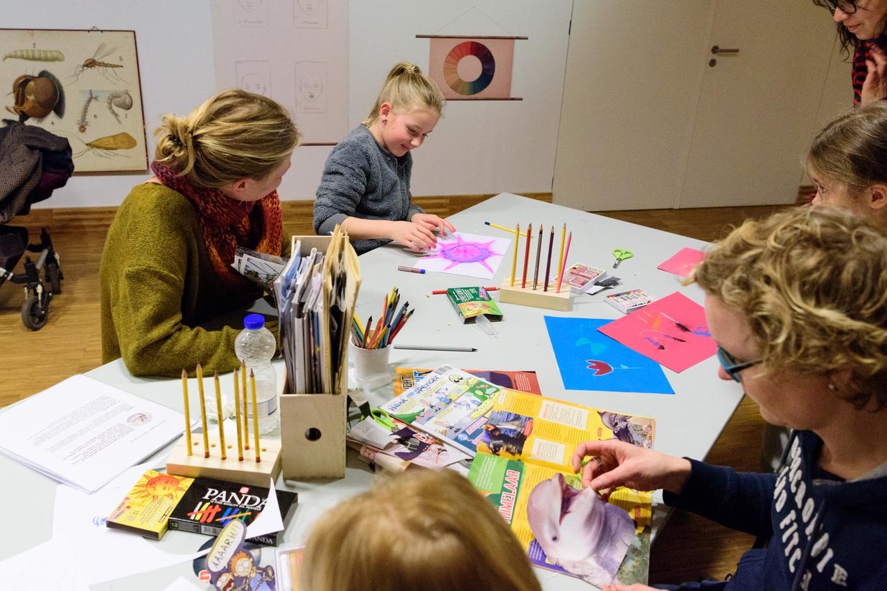 Kinderatelier voor Kunsthal KaDE - foto Cees Wouda (1 van 7).jpg