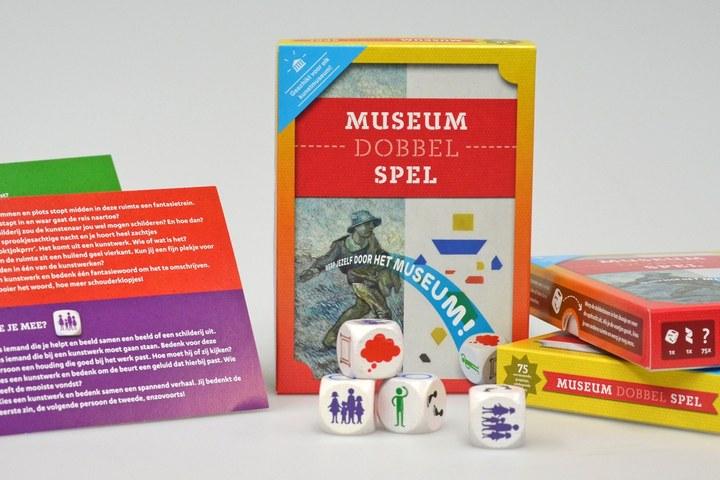 Museumdobbelspel