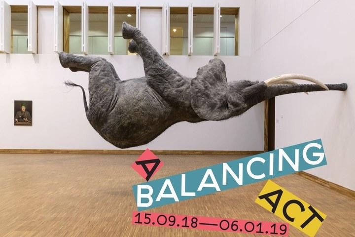 Catalogus A Balancing Act