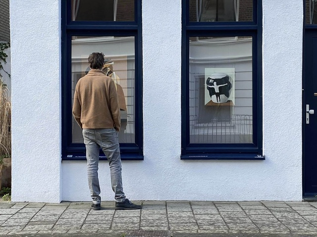Jasper Hagenaar in De Vensterbank
