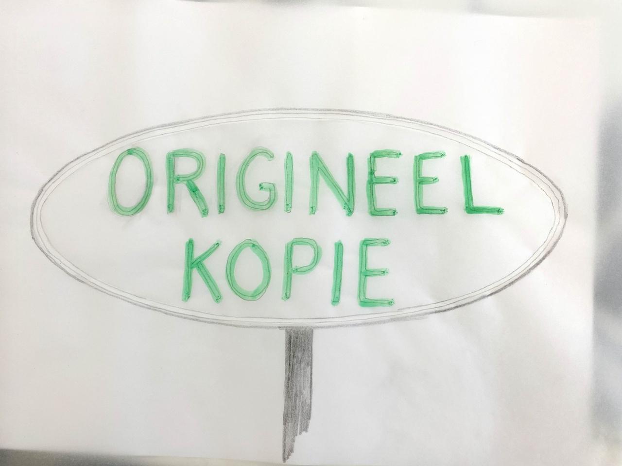 Ontwerp Neontekst John Körmeling