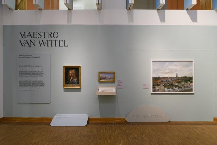 1. Zaaloverzicht MAESTRO VAN WITTEL, Kunsthal KAdE 2019. Foto Peter Cox.jpg