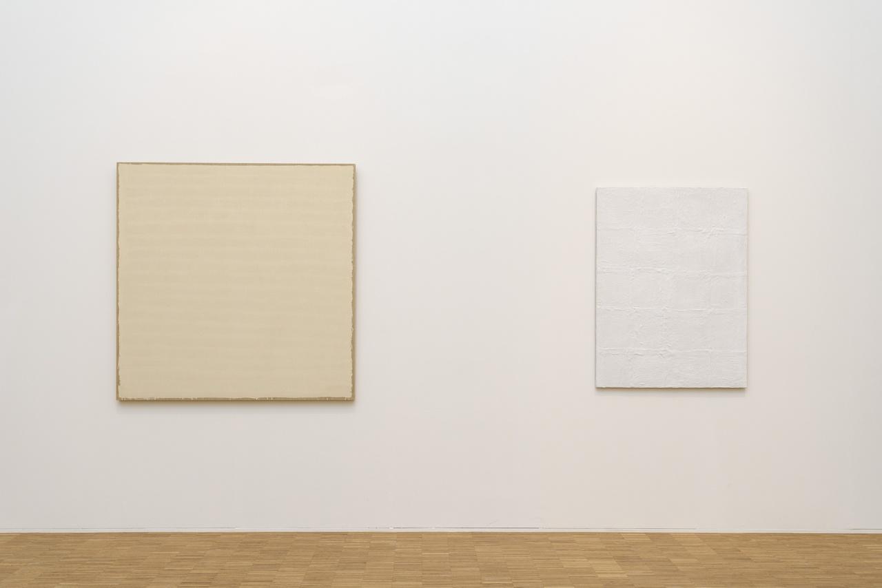 Zaaloverzicht De kleuren van De Stijl met Robert Ryman en Piero Manzoni