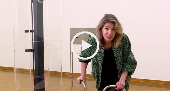 'Mirror | Mirror' in Nu te zien met directeur van Museum Voorlinden Suzanne Swarts