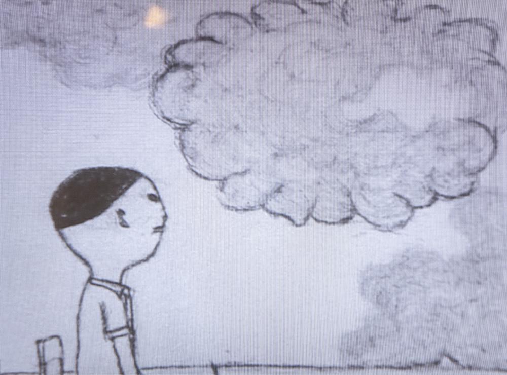 Naoyuki Tsuji, Trilogy about Clouds, 2005