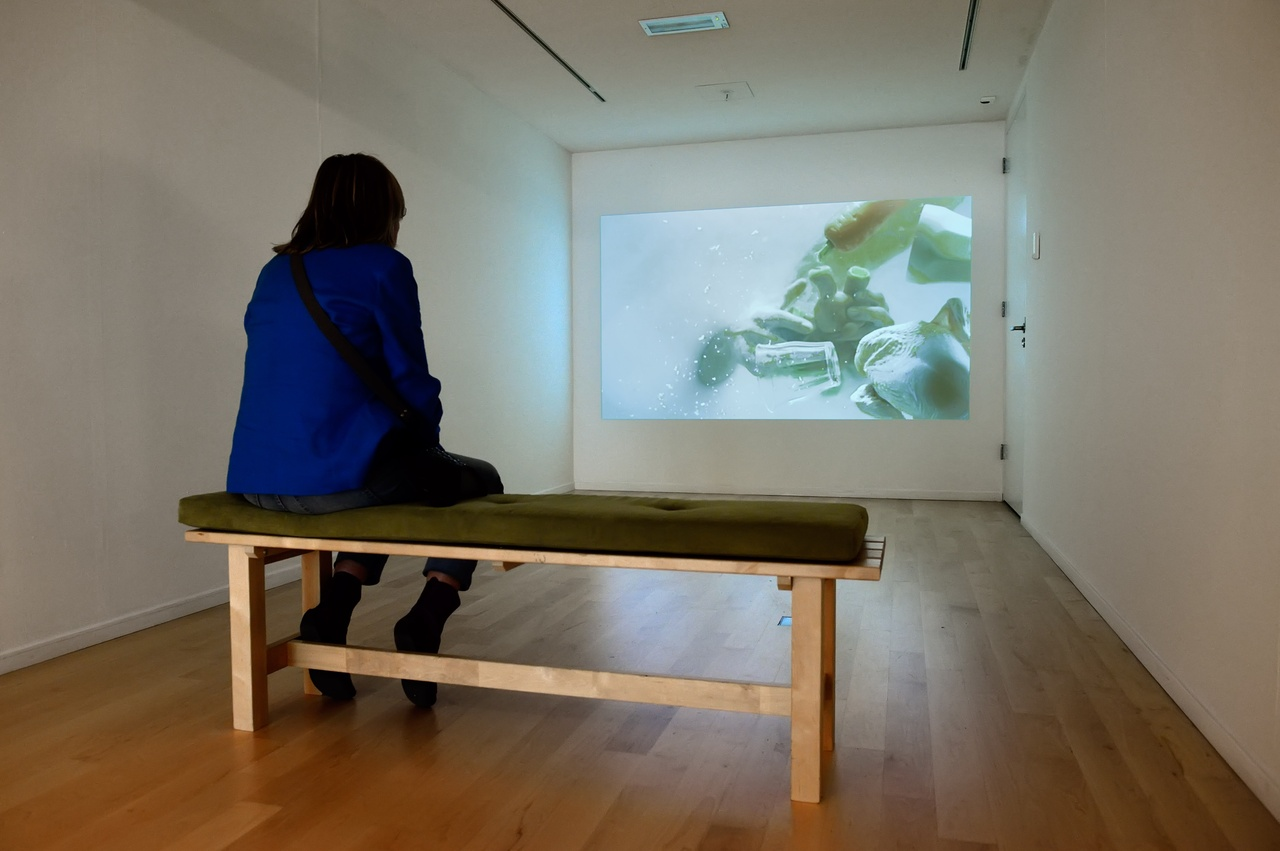 Masaru Iwai, Galaxy Wash, 2008