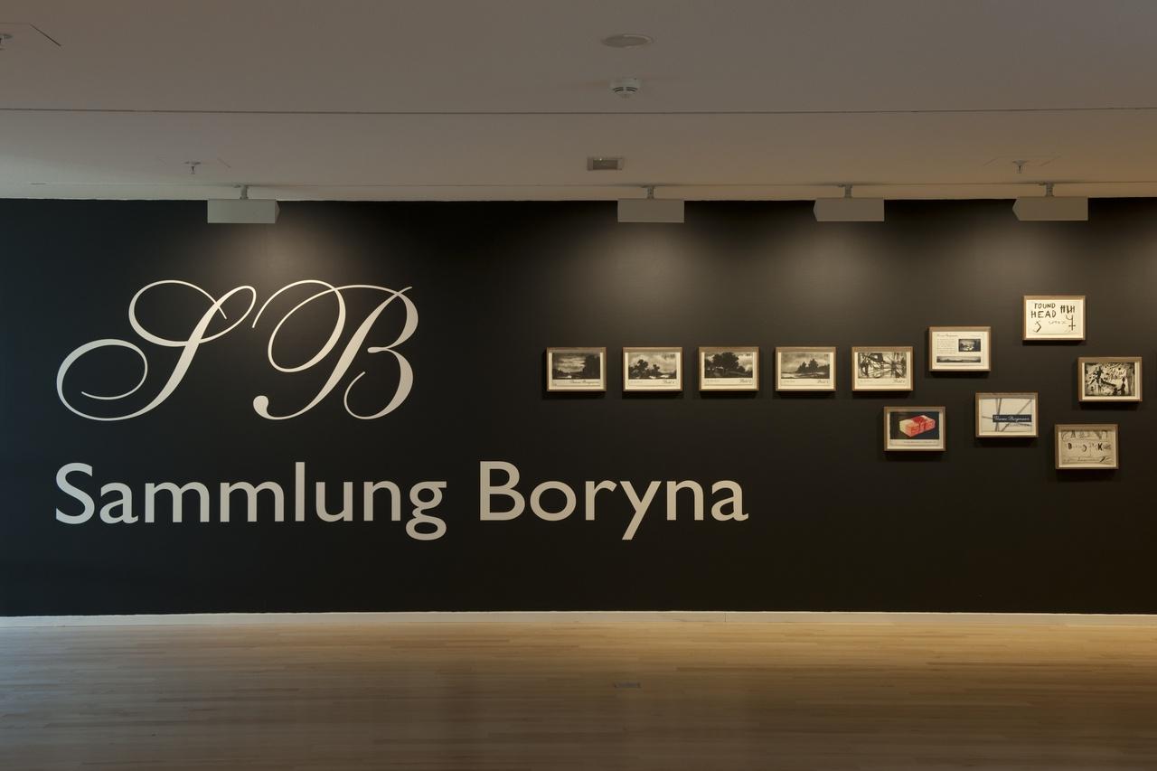 Marcel van Eeden 'Sammlung Boryna'