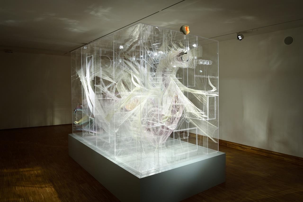 David Altmejd, Le Ventre, 2012