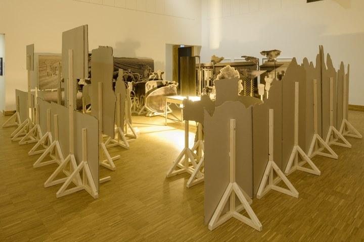 Lebohang Kganye, installation, Photo Peter Cox.jpg