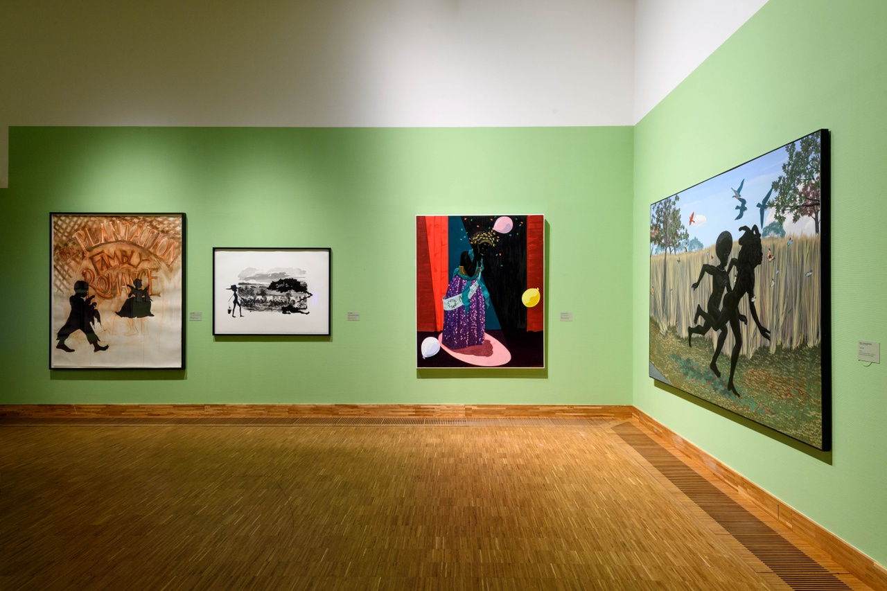 Black Renaissance met Kara Walker en Kerry James Marshall. Photo Mike Bink.jpg