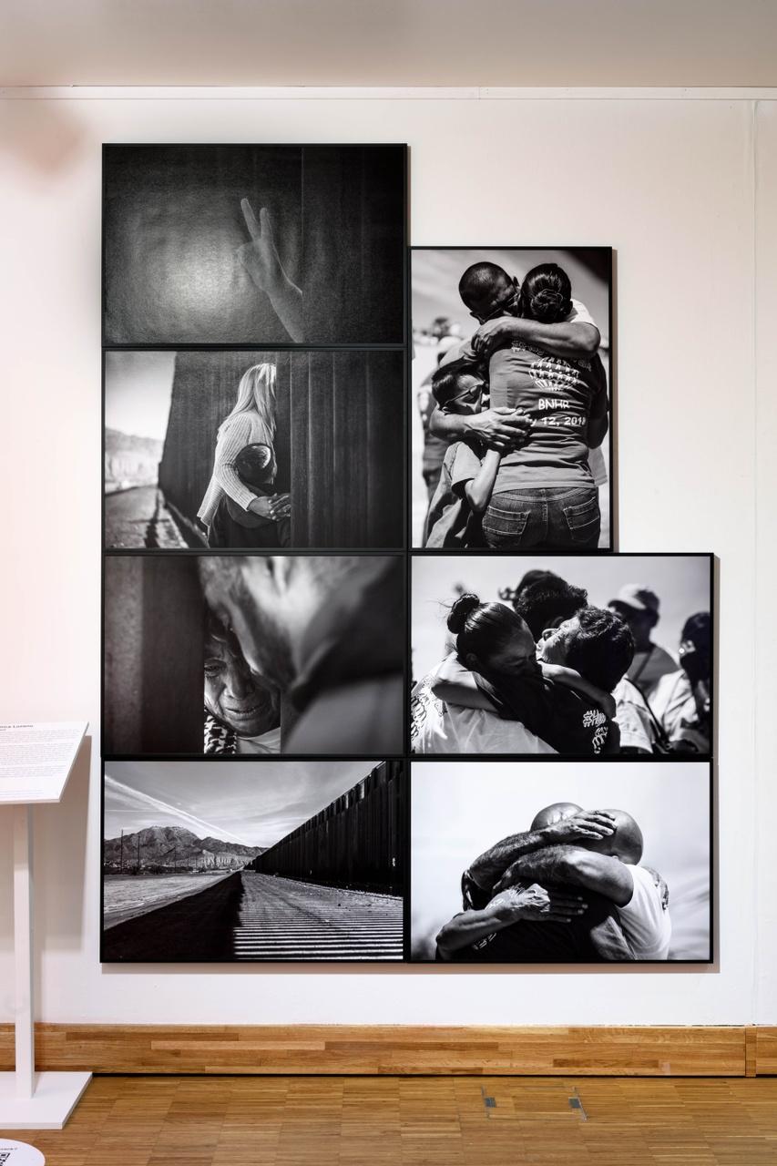 20. Monica Lozano, Hugs not Walls, 2018, Photo Mike Bink for Kunsthal KAdE.jpg