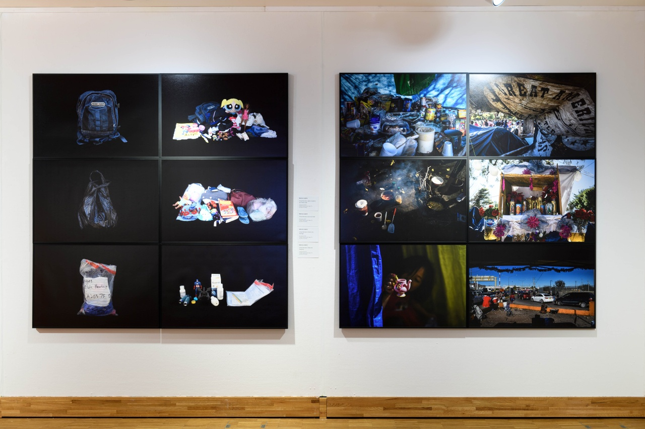 21. Monica Lozano, What Remains, 2019 & The Camps, 2019-2020. Photo Mike Bink for Kunsthal KAdE.jpg